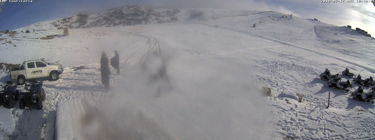 Webcams El Calafate